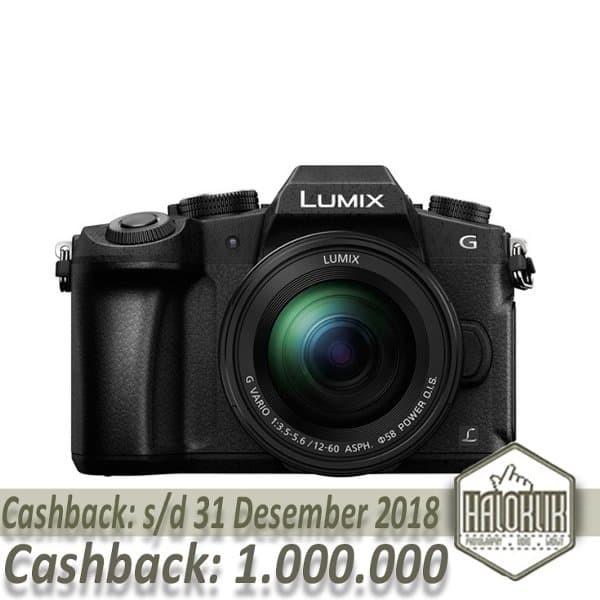 Foto Produk BIG PROMO PROMO Panasonic Lumix DMC G-85 G85 Kit 14-42mm dari FAJAR BARU 1