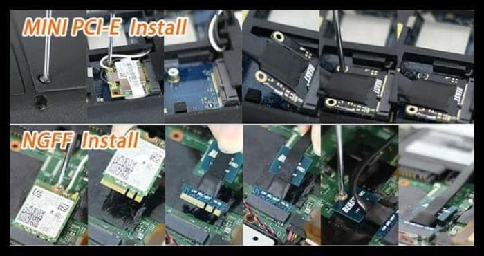 PROMO DOCKING VGA EKSTERNAL LAPTOP MINI PCI-E V8.0 EXP GDC