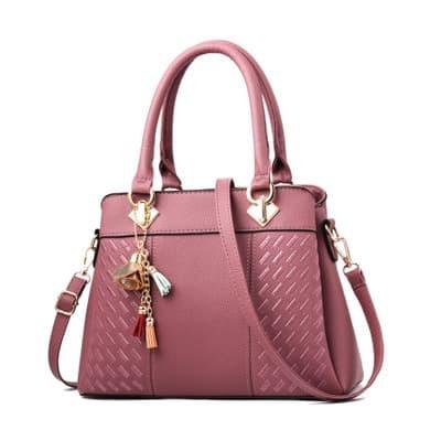 Foto Produk handbag tAS IMPORT 519115 FASHIONBAG KOREA simple elegan populer kerja dari Tas Import Baju Import