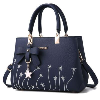 Foto Produk handbag tAS IMPORT 524015 FASHIONBAG KOREA simple elegan populer kerja dari Tas Import Baju Import