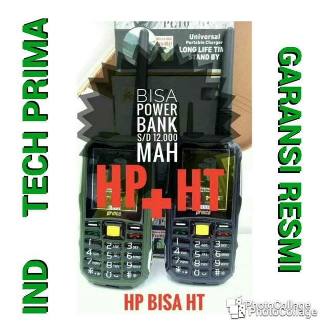 harga Hp gunung hp+ht+power bank prince pc 10 Tokopedia.com