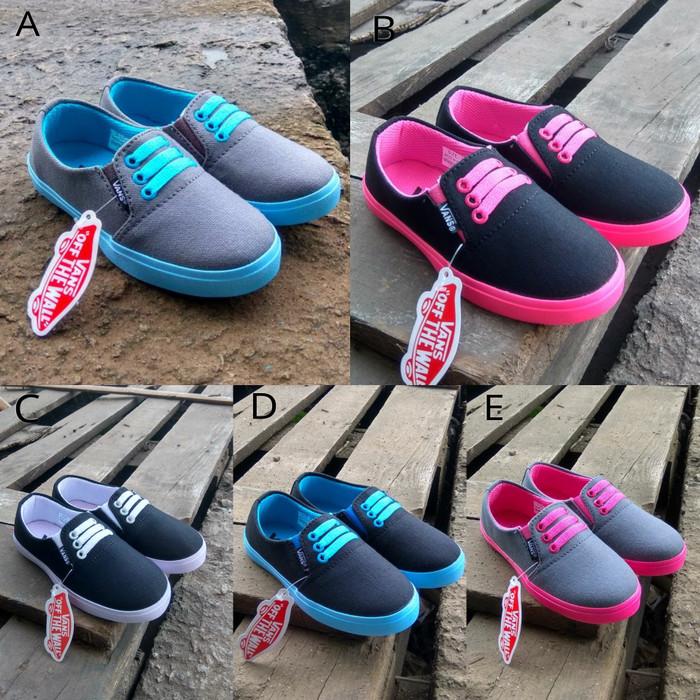 ... harga Sepatu anak - sepatu sekolah anak - sepatu vans anak - sepatu vans  kid Tokopedia dac60b5c24