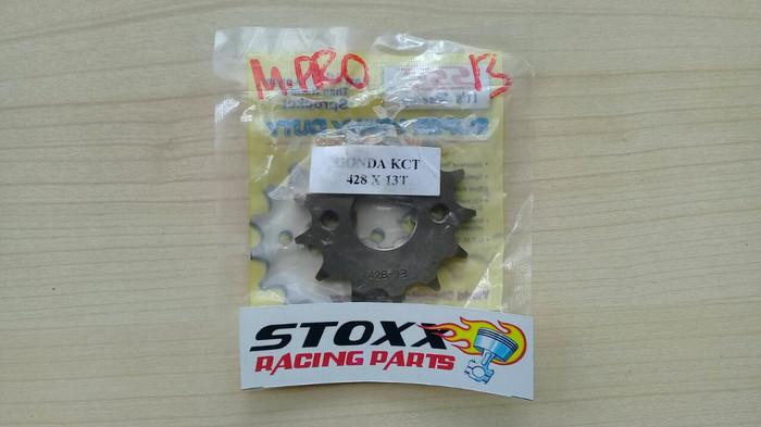 harga Gir 13 t 428 tiger megapro verza cb 150 cbr 150 sonic 150 sss gear Tokopedia.com