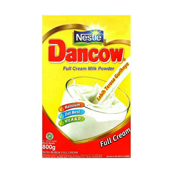 Info Dancow Full Cream Travelbon.com