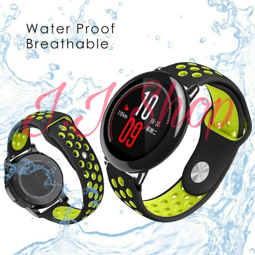 harga Strap band volt sport silicone xiaomi amazfit pace 22mm tali jam smart Tokopedia.com