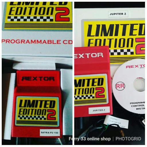 harga Termurah cdi rextor limited edition 2 jupiter vega new beat karbu klx Tokopedia.com
