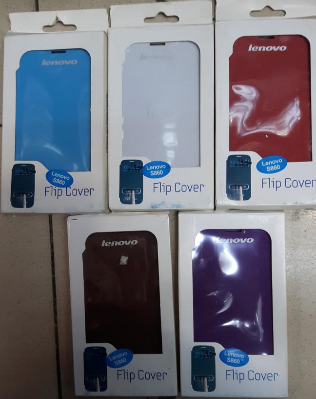 harga Termurah !!! lenovo s860 leather case flip cover casing case Tokopedia.com