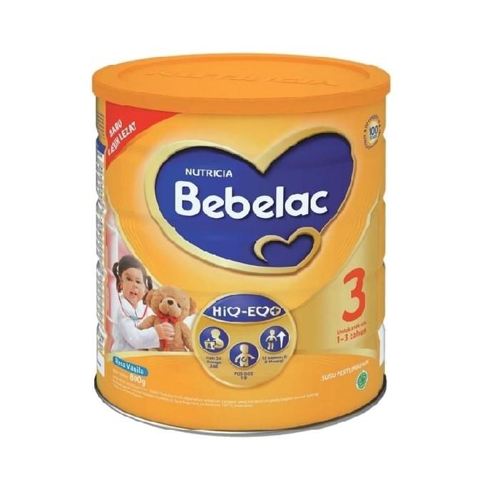 harga Bebelac 3 vanila tin 800gr Tokopedia.com