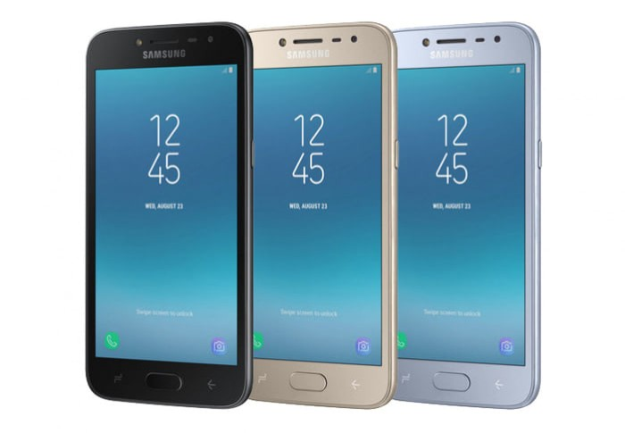 Samsung Galaxy J2 Pro 2018 Garansi Resmi - Gold