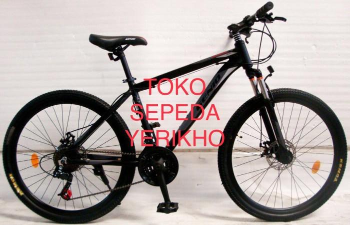 harga Sepeda gunung mtb 26 genio salzburg xc-04 alloy Tokopedia.com