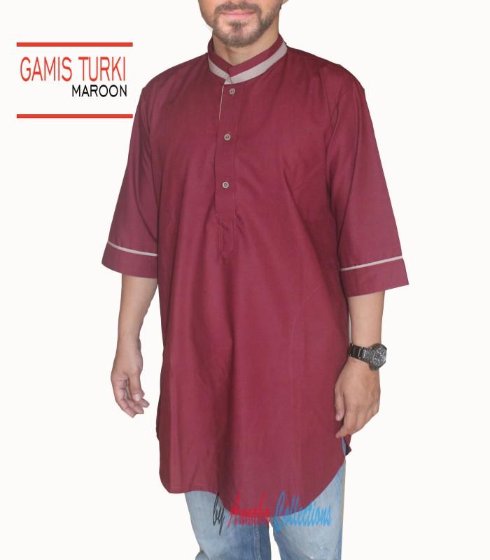 Katalog Muslim Online H0c2 Gamis Turki Pria Dewasa Murah Laris Baru Terbaru B8d0