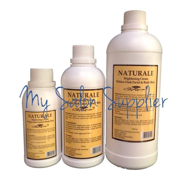 Naturale bleaching / brightening cream 1000g / 1kg