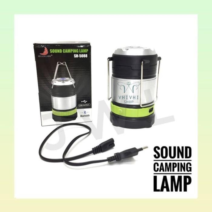 harga Lampu camping/ kemah/ lampu tarik dan speaker bluetooth Tokopedia.com