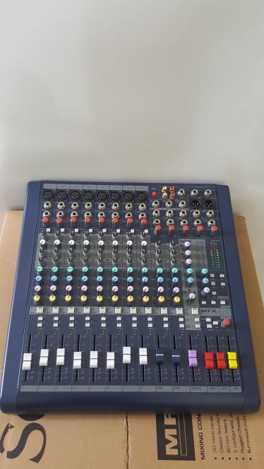 harga Mixer soundcraft mfx 8/2 Tokopedia.com
