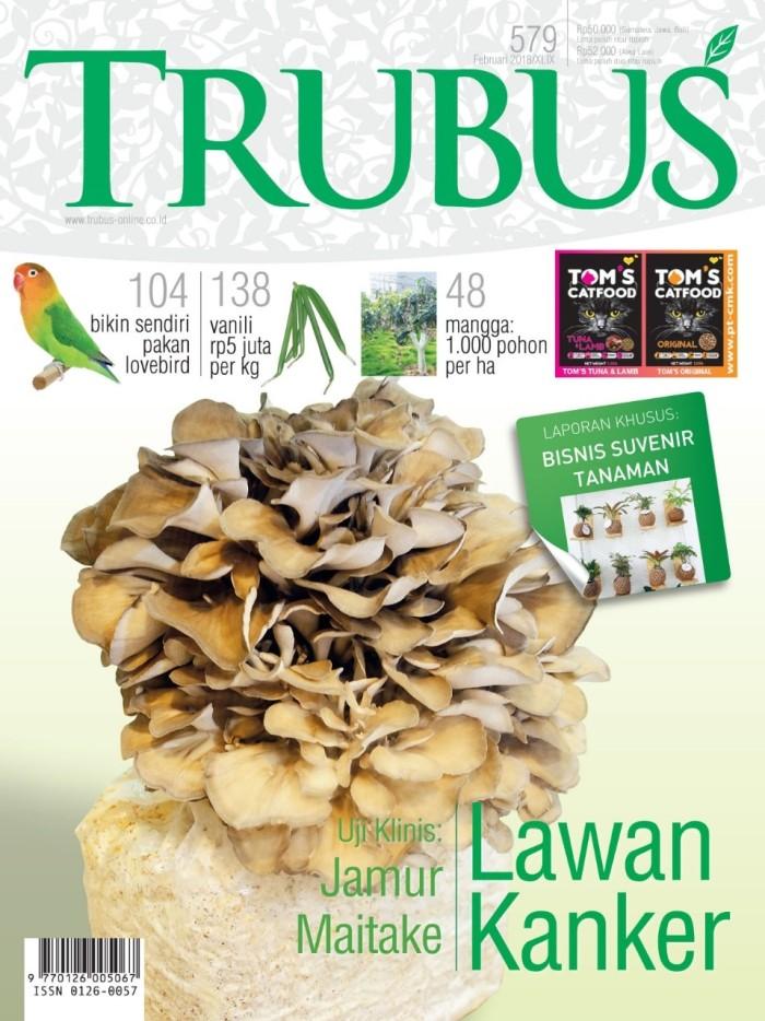 harga Majalah trubus edisi februari 2018 Tokopedia.com