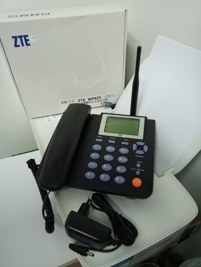 harga Telepon rumah gsm zte Tokopedia.com