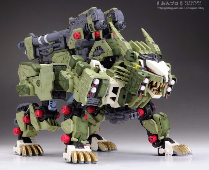 harga 1/72 hmm bt model zoids liger zero panzer Tokopedia.com