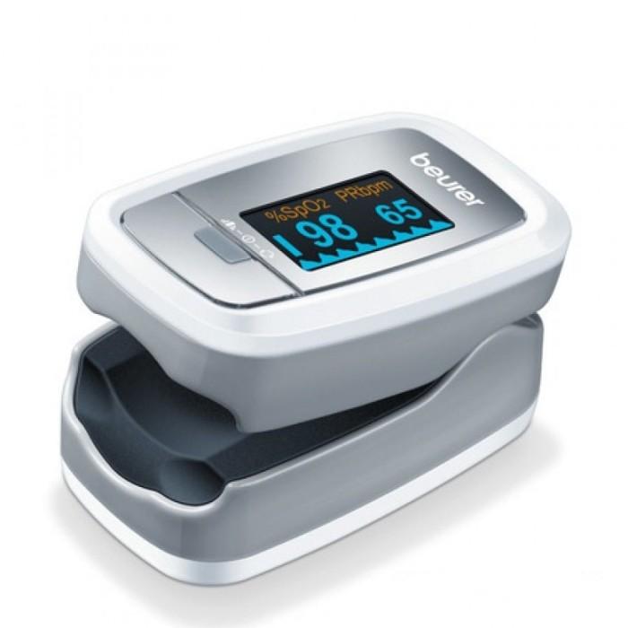 harga Pulse oximeter beurer po 30 oxymeter beurer alat ukur kadar oksigen Tokopedia.com