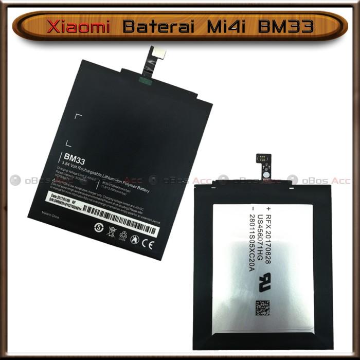 harga Baterai xiaomi redmi mi4i bm33 bm 33 original batre batrai Tokopedia.com
