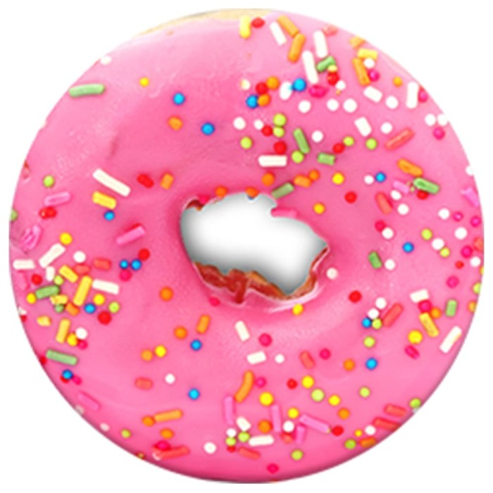 popsockets trending pink donut (ps-tr-pd-gy)