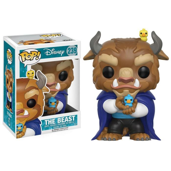 Funko pop! disney beauty & the beast - the beast 239