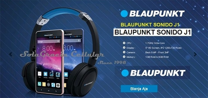 harga Blaupunkt j1 Tokopedia.com