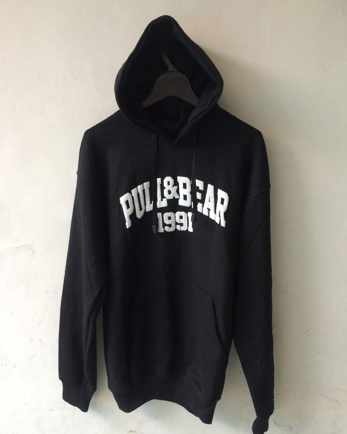 harga Sweater hoodie pull and bear Tokopedia.com