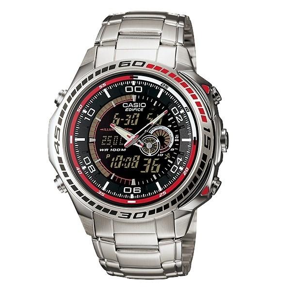 harga Jam tangan pria analog digital casio edifice efa-121d-1av original Tokopedia.com