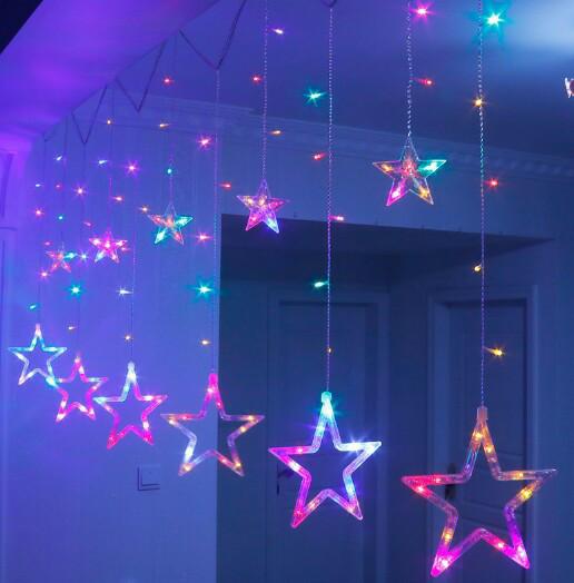 Jual Lampu Hias Lampu Tumblr Bintang Besar 2 5meter Kota Batam