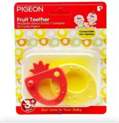 Pigeon teether gigitan bayi