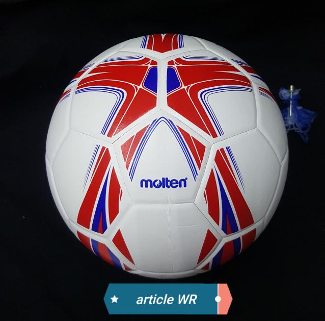 ... Bola sepak bola kaki molten original thailand