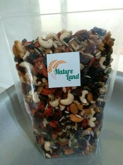 Kongbap Original Multi Grain Mix - 1 Pack - 5. Source · Raw trail mix