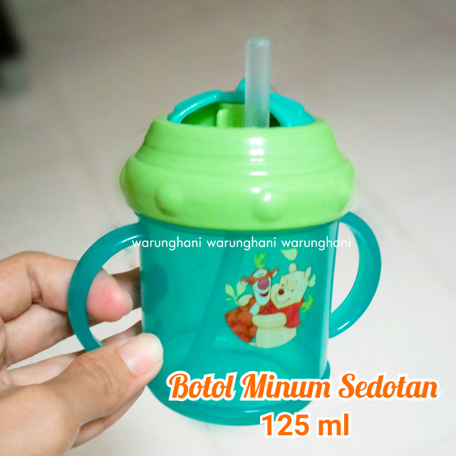 Pigeon - Petite Straw Bottle 150ml Biru. Source · harga Training cup | botol minum