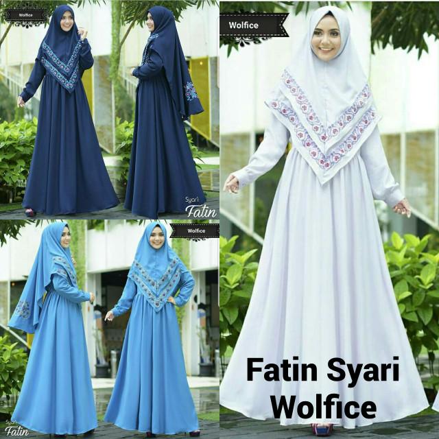 Wanita Gamis Busana Muslim Maxi Dress Syari Anisa. Source · harga Setelan .