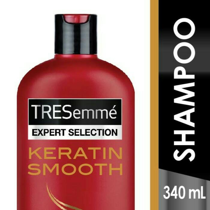 harga Tresemme shampoo keratin smoth 340ml Tokopedia.com