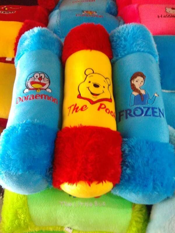 harga Guling anak karakter tayo doraemon frozen winnie the pooh Tokopedia.com