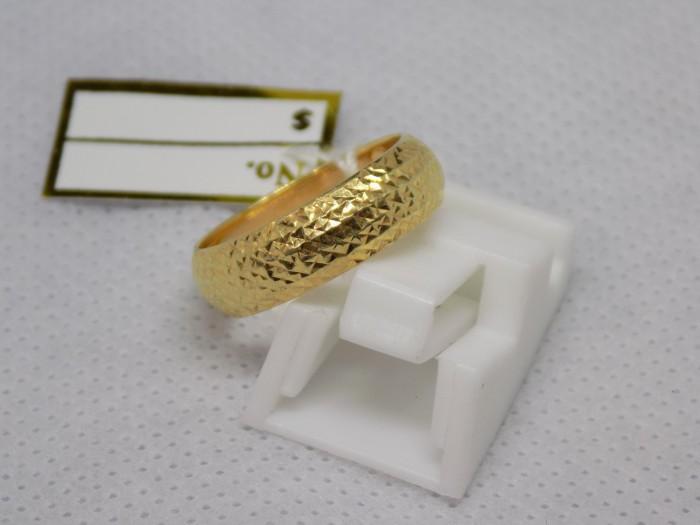 harga Cincin emas kuning ring kopong perhiasan mas 70% fashion gold original Tokopedia.com