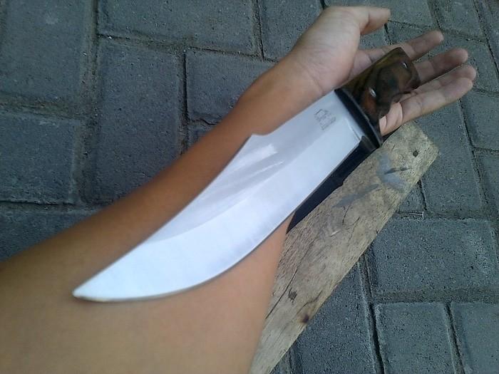 MJstore Pengasah Pisau / Knife Sharpener. Source · PISAU CAP JAGUAR SIAP PAKAI SANGAT TAJAM ada 4 type keren