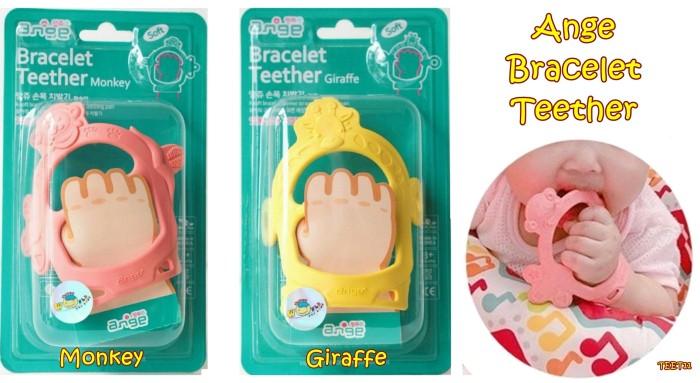 Teet11 ange bracelet teether gigitan bayi