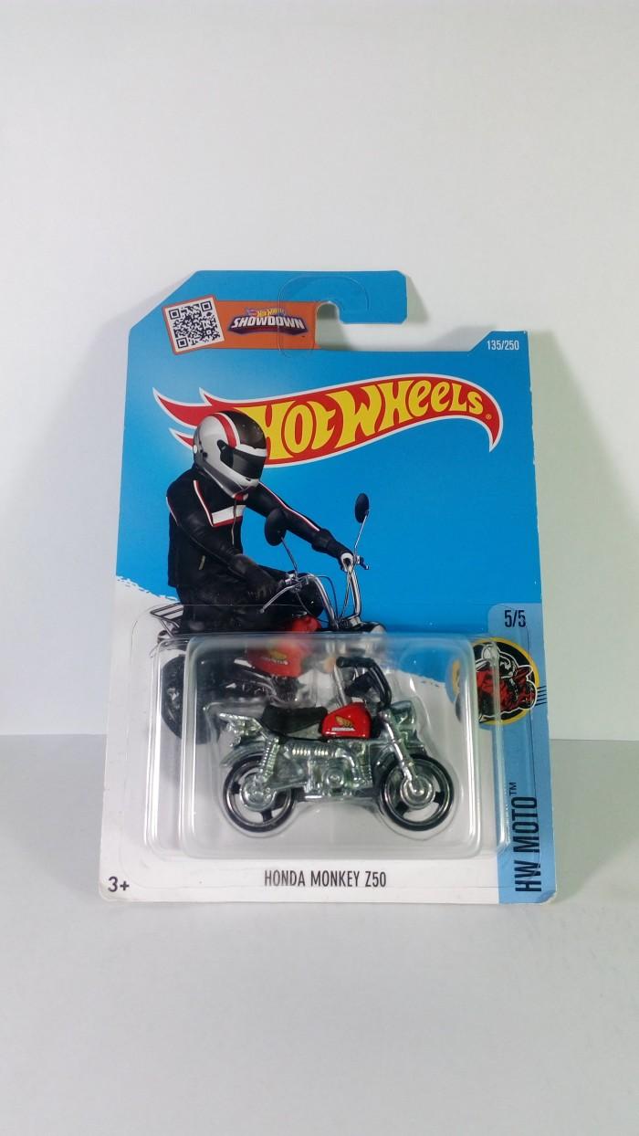 harga hot wheels - honda monkey z50 Tokopedia.com