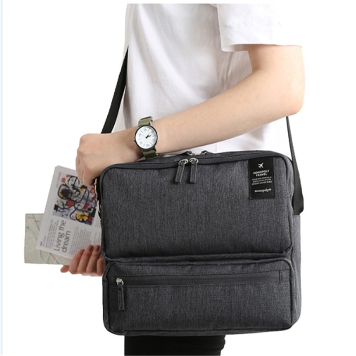 Korean Grand Voyaging Bag Ver 2   Travel Organizer   Tas Selempang - 962c15e045
