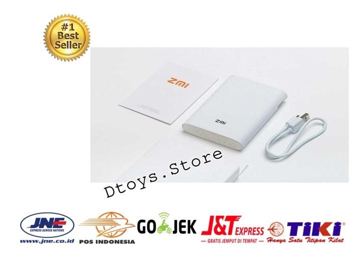 harga Modem wifi mifi xiaomi zmi mf855 4g lte + power bank 7800mah all gsm Tokopedia.com