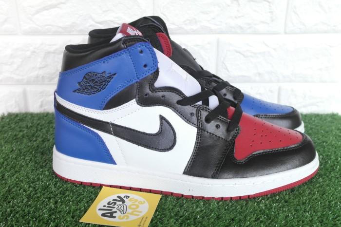 new york e3173 d7f93 Jual Sepatu Nike Air Jordan 1 Retro High OG Top 3 - Premium Quality -  Jakarta Selatan - Alisyashoes | Tokopedia