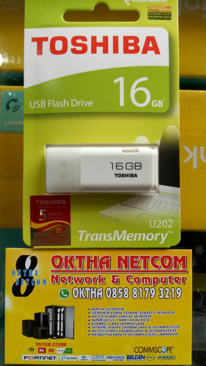 Jual Flashdisk Toshiba 16 Gb Original Flash Disk 16gb Usb Disc