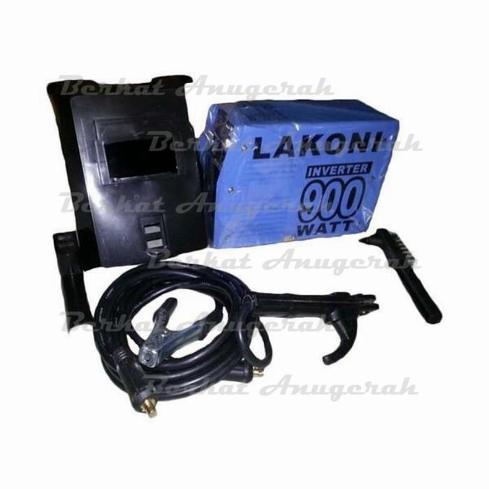 Foto Produk LAKONI Falcon 120 E Travo Las Inverter 900 Watt Mesin Trafo Listrik dari Berkat Anugerah Teknik