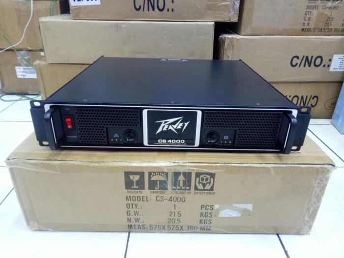harga Power peavey cs 4000 Tokopedia.com