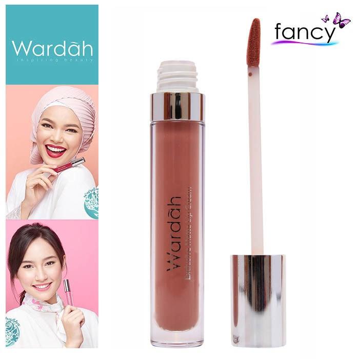 Harga Wardah Exclusive Matte Lip Cream DaftarHarga.Pw