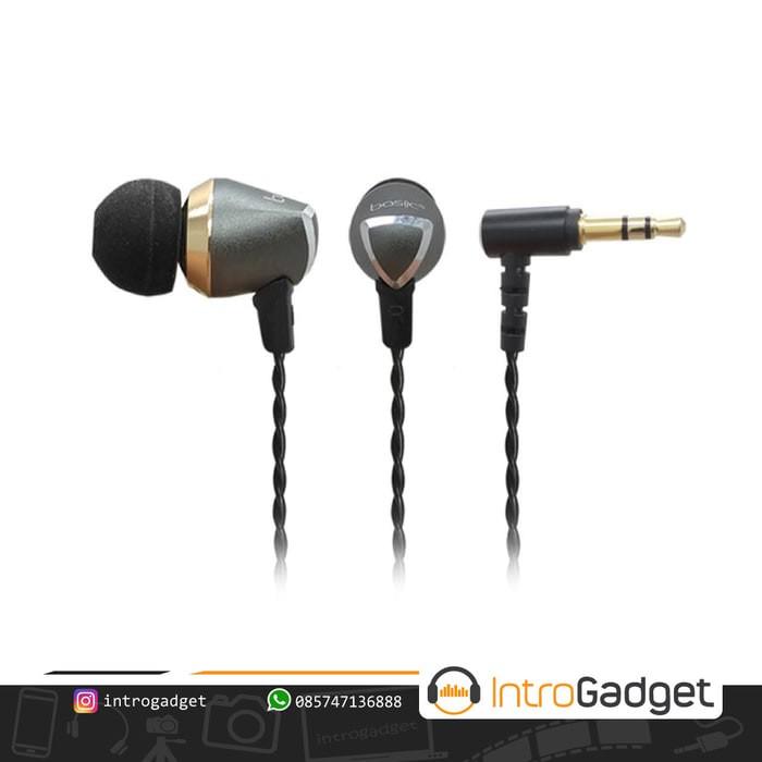 harga Basic ie-700hd basshead in ear earphone ie700 garansi 1 tahun ie 700 Tokopedia.com