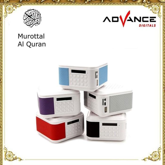 Speaker Al Quran Advance TP-600 Mp3 Portable Murottal 25 Qori Islam