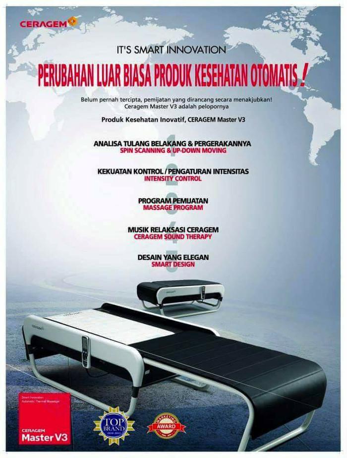 Jual Ceragem Master V3 - Kab  Bogor - New Ceragem | Tokopedia